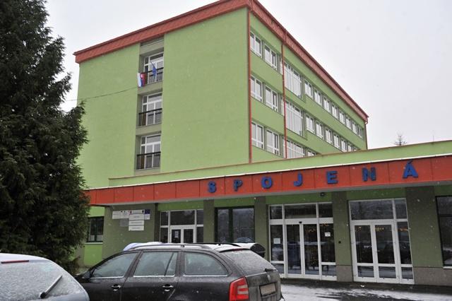 Na snímke Spojená škola v Kysuckom Novom Meste