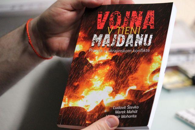 Vychádza odvážna kniha o zločinoch ukrajinskej vojny