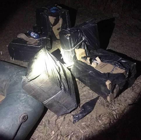 Ukrajinskí pohraničníci sa snažili výstrelmi zastaviť pašovateľov cigariet