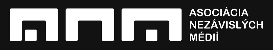 Logo Asociácie nezávislých médií