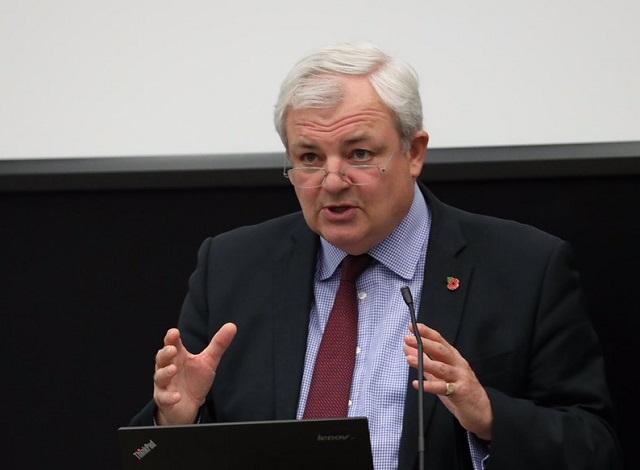 Šéf humanitárnych operácií OSN Stephen O'Brien