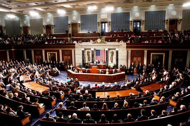 Komora reprezentantov amerického Kongresu