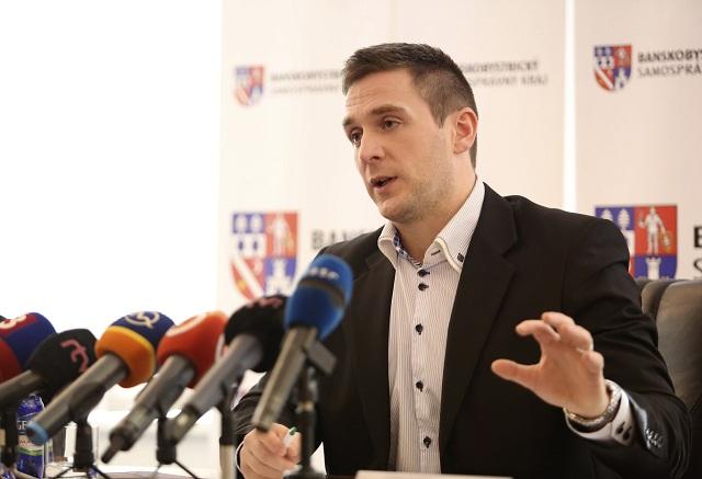 Podpredseda ĽS Naše Slovensko Milan Uhrík