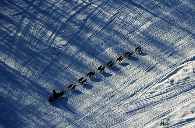 Ilustračné foto Foto: Anchorage Daily News, Bob Hallinen