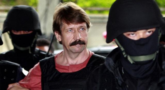 Na archívnej snímke Ruský podnikateľ a niekdajší ruský vojak Viktor But