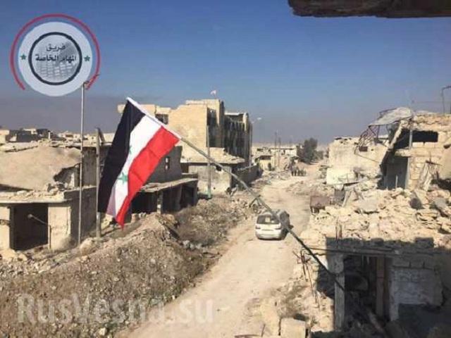 Aleppo je definitívne slobodné