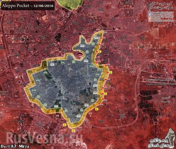 Situácia v Aleppe sa za posledných 12 hodín radikálne zmenila