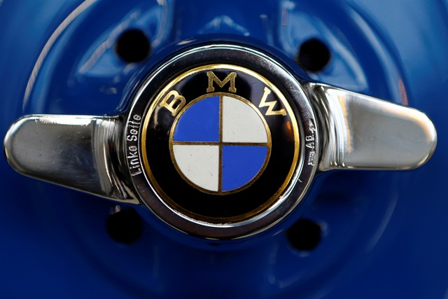 Logo nemeckej automobilky BMW