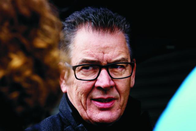 Nemecký minister pre rozvojovú pomoc Gerd Müller