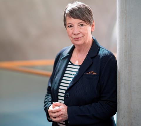 Na snímke nemecká spolková ministerka pre životné prostredie Barbara Hendricksová
