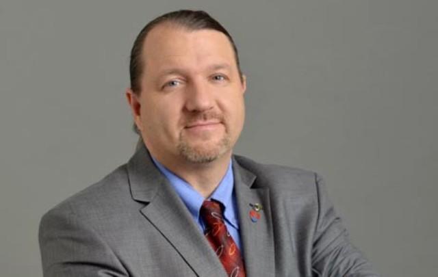 Na snímke poslanec Európskeho parlamentu Branislav Škripek