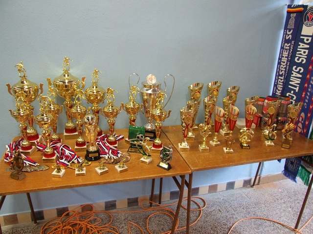 Trofeje, o ktoré sa hralo na turnaji XVII.ročník Memoriálu Milana Piteľa