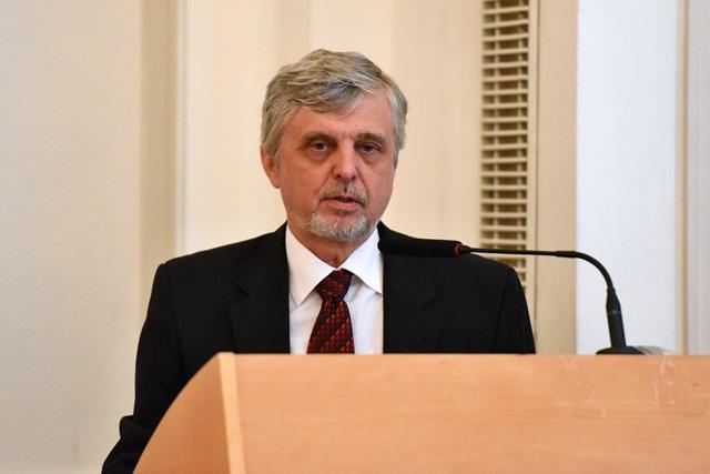 Na snímke  Emil Višňovský