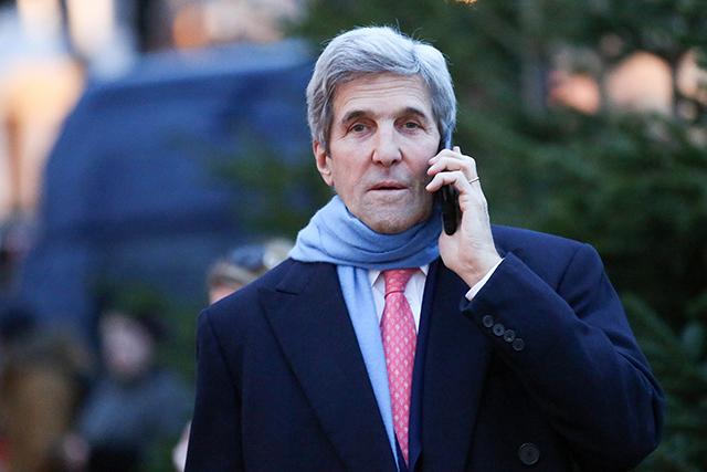 Minister zahraničných vecí USA John Kerry