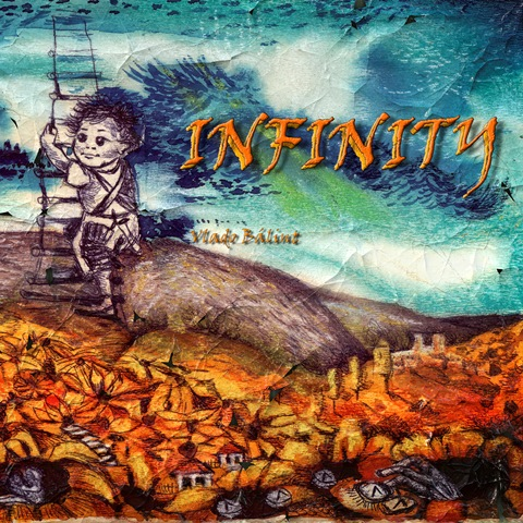 Na snímke obal CD INFINITY