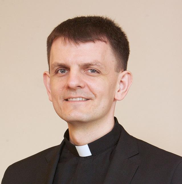 Na snímke hovorca biskupov Slovenska Marek Kramara