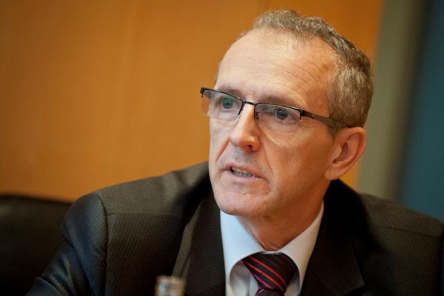 Na snímke Ivan Štefanec (poslanec Európskeho parlamentu)