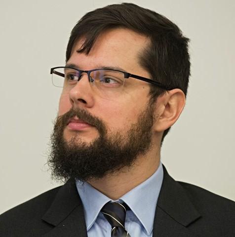 Na snímke hovorca Ministerstva pôdohospodárstva a rozvoja vidieka (MPRV) SR Vladimír Machalík
