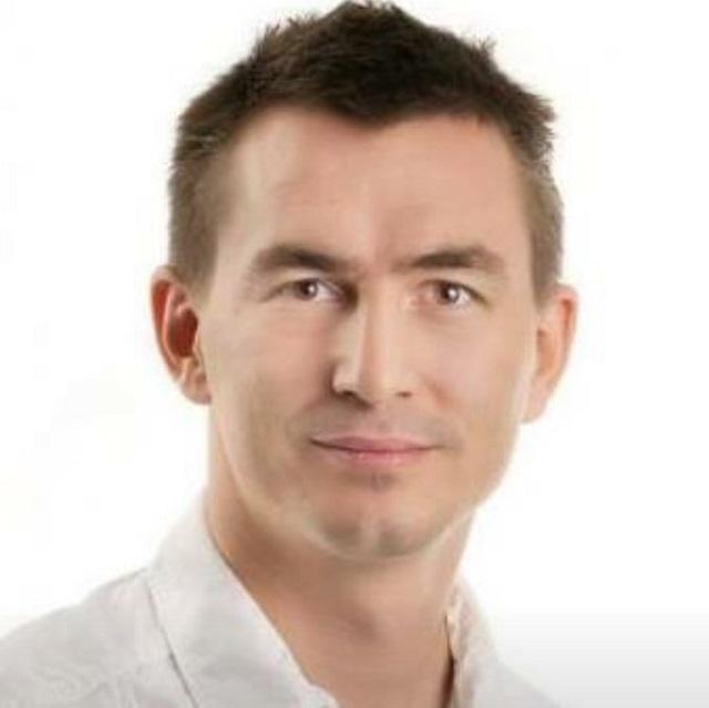 Na snímke Peter Puškár
