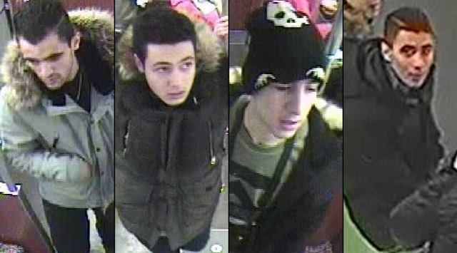 Berlínska polícia zverejnila snímku útočníkov