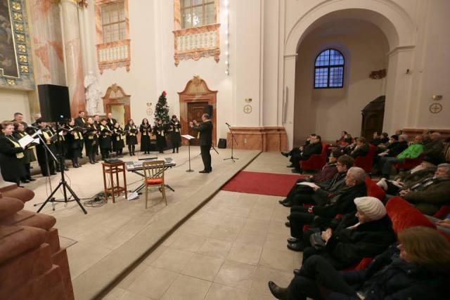 Trojkráľový koncert v Skalici