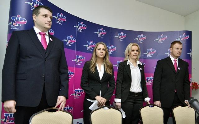 Ilustračné foto: Predsedníctvo strany TIP