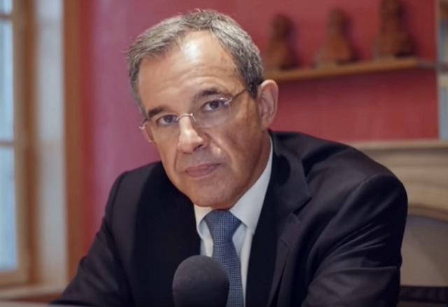Francúzsky poslanec Thierry Mariani