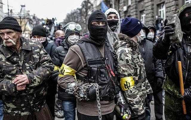 Ukrajinskí nacisti
