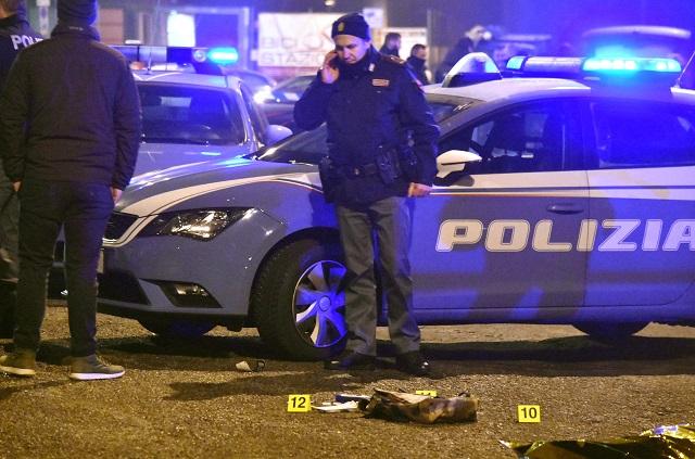 Talianska polícia:Amriho zbraň sa zhoduje s tou, ktorou zomrel poľský kamionista