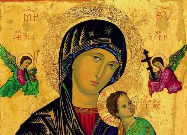 V Bratislave si veriaci môžu uctiť ikonu, ktorú vyslal do sveta Svätý Otec