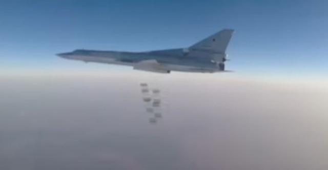 Útočilo najmä ruské letectvo