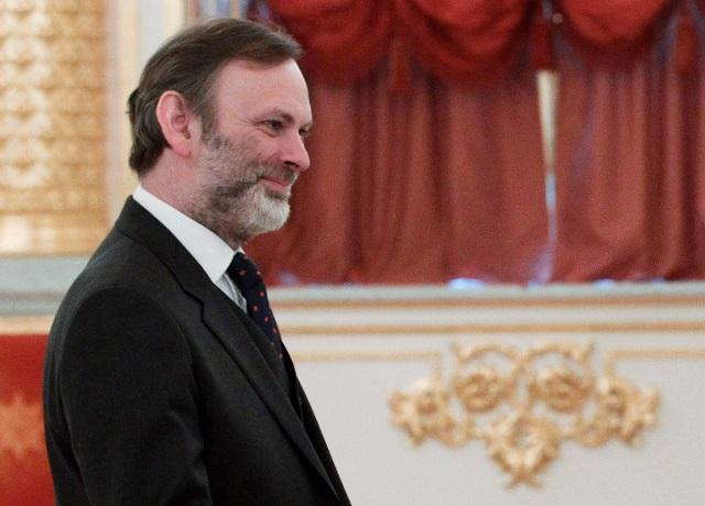 Novým britským veľvyslancom pri EÚ bude Tim Barrow