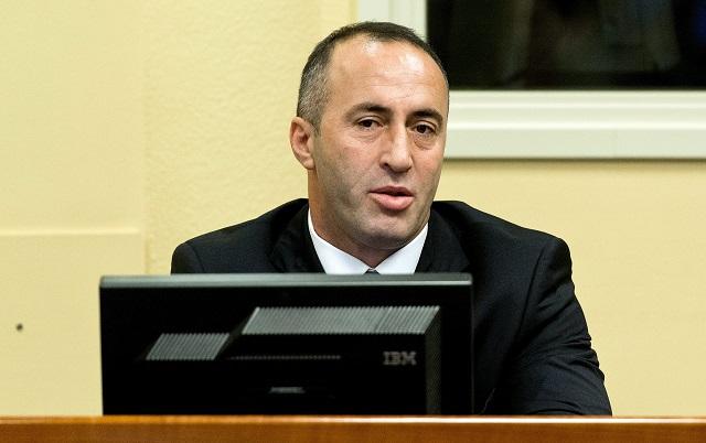 Bývalý kosovský premiér Ramush Haradinaj