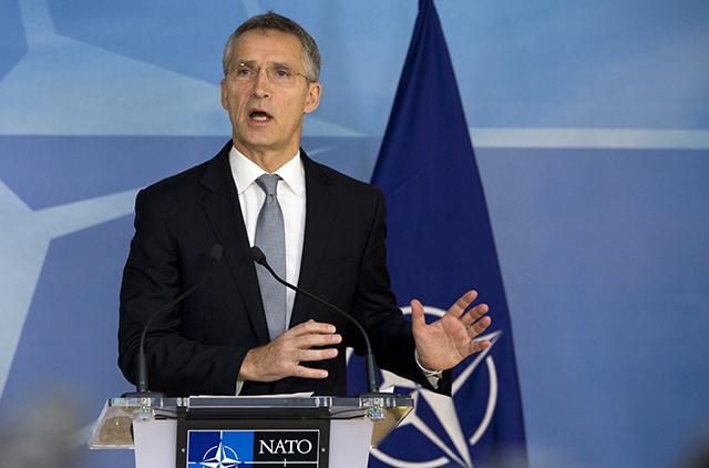 Generálny tajomník NATO Jens Stoltenberg