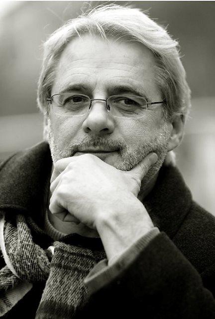 Na snímke politický analytik Marián Leško