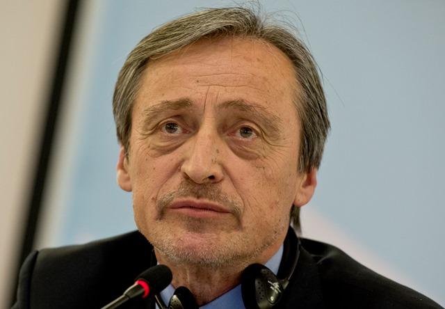 Na snímke minister obrany ČR Martin Stropnický