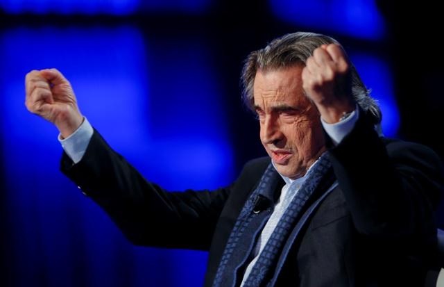 Na snímke Riccardo Muti