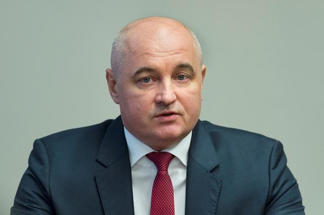 Na snímke riaditeľ UNB MUDr. Miroslav Bdžoch