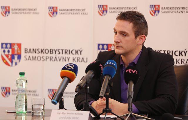 Na snímke podpredseda ĽS NS a poslanec Národnej rady SR Milan Uhrík