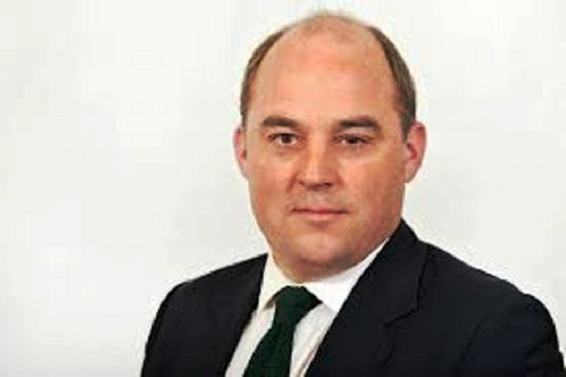 Zástupca britského ministerstva vnútra pre bezpečnosť Ben Wallace