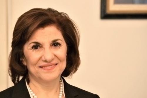 Poradkyňou sýrskeho prezidenta Bašara Assada, Busajnou Šaaban