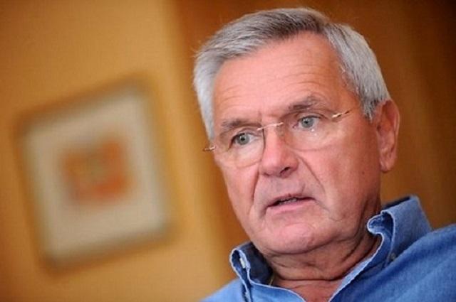 Na snímke bývalý minister zahraničných vecí Lotyšska Janis Jurkans