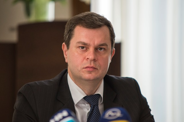 Na snímke prezident Potravinárskej komory Slovenska (PKS) Daniel Poturnay