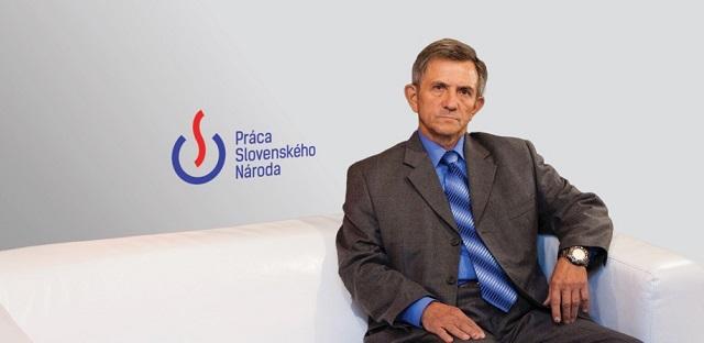 Na snímke generálmajor v. v. Ing. Emil Vestenický