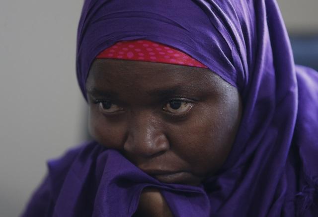 Somálska utečenka Habiba Mohamedová