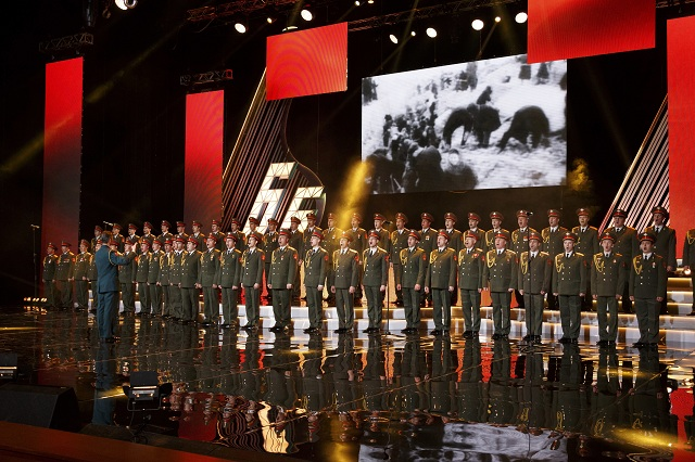 Alexandrovovci koncertovali po prvý raz od decembrovej tragédie