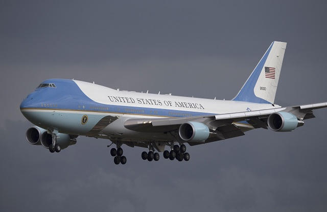Lietadlo amerického prezidenta