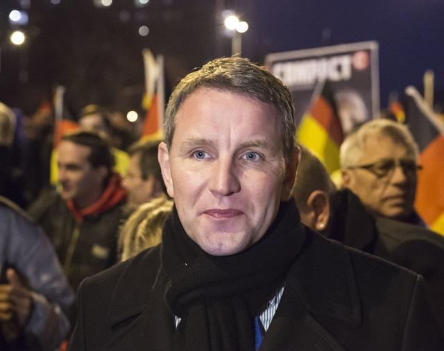 Nemecký politik Björn Höcke