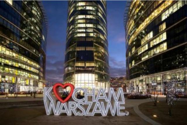 Varšava – mesto plné života