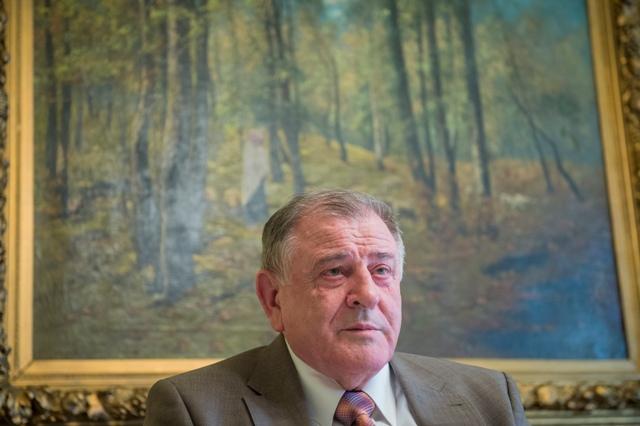 Na snímke Vladimír Mečiar